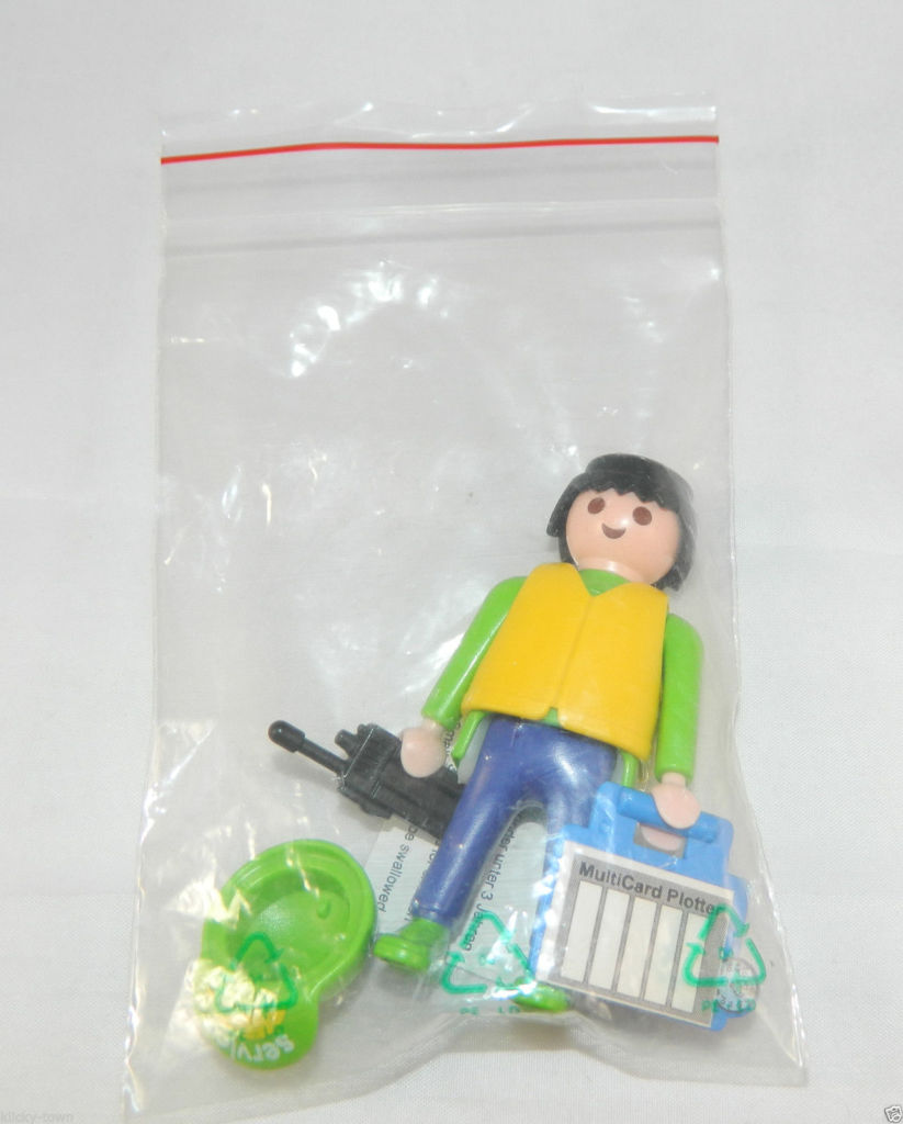 Playmobil 0000-ger - Weidmüller Promotional - Box