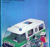 Playmobil - 3253v1-ant - Police Van