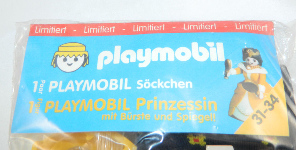 Playmobil 0000 - Atair Princess - Box