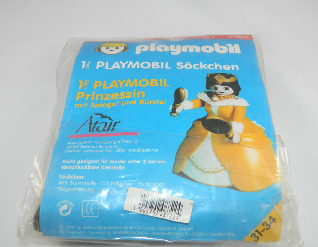 Playmobil 0000 - Atair Princess - Back