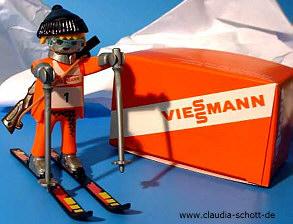 Playmobil 0000-ger - Viessmann Biathlete - Box