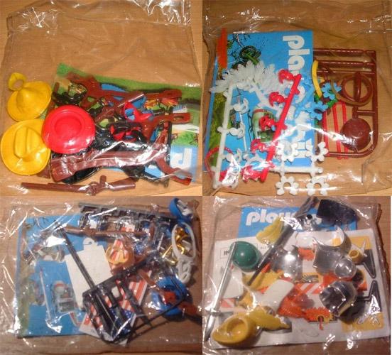 Playmobil 3901 - Klicky Accessories Set No. 1 - Box