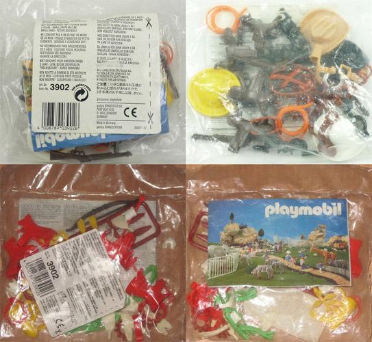Playmobil 3902s1 - Klicky Accessories Set No. 2 - Box
