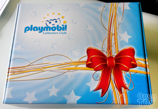 Playmobil 86029 - Playmobil Collectors Club Welcome Pack - Box