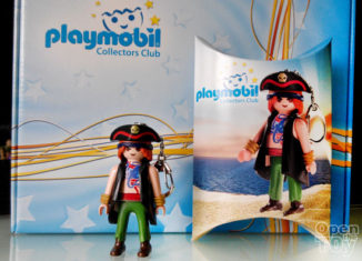 Playmobil - 86029 - Playmobil Collectors Club Welcome Pack