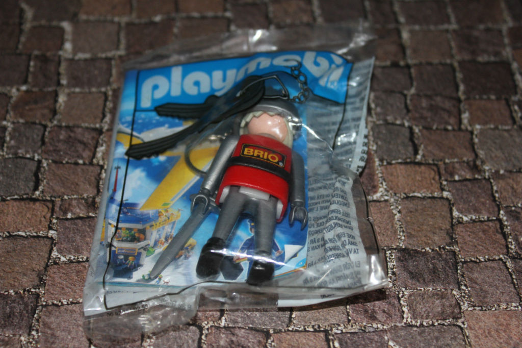 Playmobil 0000 - Maltese Knight - BRIO Promo - Back