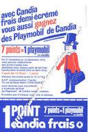 """Playmobil 0000v1 - """"Candia"""" Green Traveller - Back"""