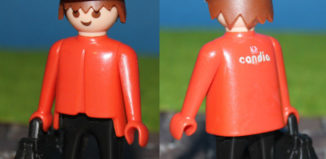 Playmobil - 0000 - Candia Red Traveller