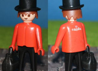 "Playmobil - 0000 - ""Candia"" Red Traveller"
