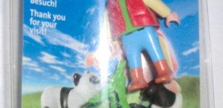 Playmobil - 0000-ger - Nüremberg Toy Fair Give-away Child with Panda