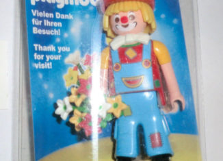Playmobil - 0000v4-ger - Nüremberg Toy Fair Give-away Clown