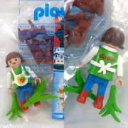 Playmobil 0000v3 - Girl with rabbits - Coolee - Box