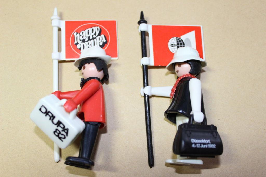 Playmobil 0000-ger - Happy Drupa Promotional - Back
