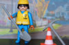 Playmobil - 0000v1-esp - ONO Technician - Yellow Jacket