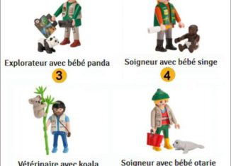 Playmobil - 0000 - Quick Magic Box Explorers Set