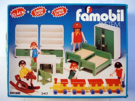 Playmobil 3417-fam - Guarderia - Box