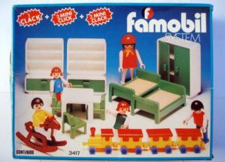 Playmobil - 3417-fam - Guarderia