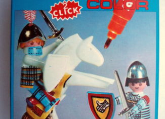 Playmobil - 3661-fam - Color Medieval Knights