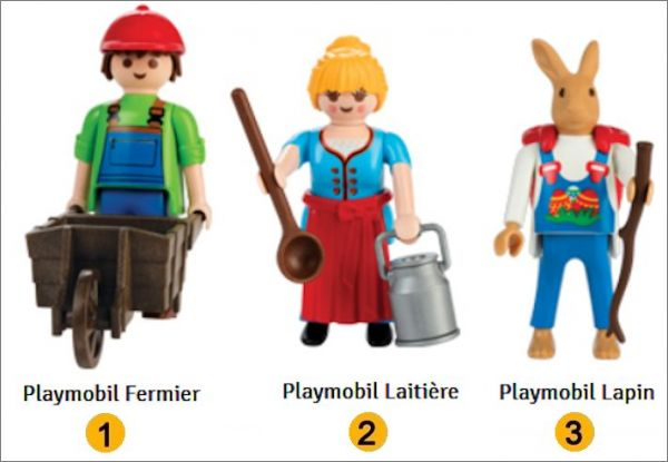 Playmobil 000 - Quick Magic Box Give-away Easter - Box