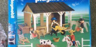 Playmobil - 1-3963-ant - Farm Barn