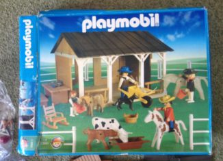 Playmobil - 1-3963-ant - Farm Barn