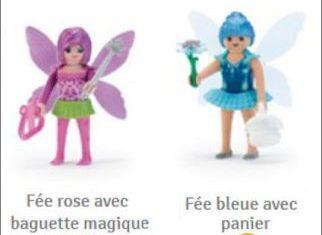 Playmobil - 0000 - Quick Magic Box Fairy Set