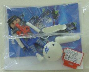 Playmobil 0000-ger - Drupa Astronaut - Back