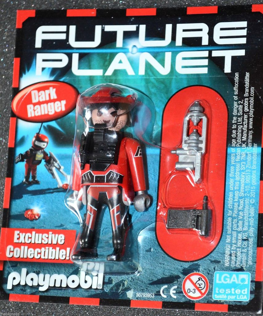 Playmobil 30793953 - Dark Ranger - Box