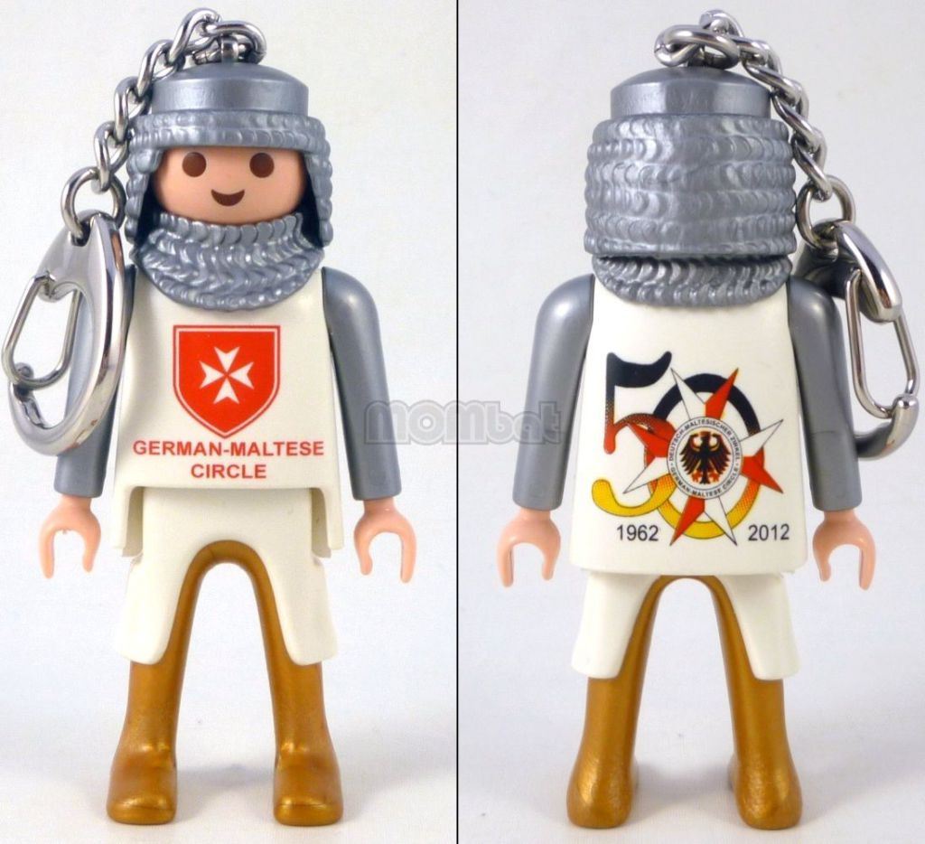 Playmobil 0000 - German-Maltese Circle Knight - Box