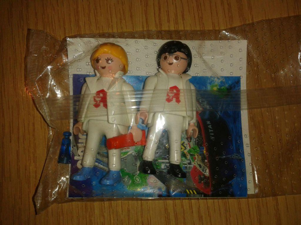 "Playmobil 0000-ger - ""Lauer Fischer"" Apothecaries - Box"