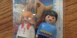 Playmobil - 0000-usa - New York Toy Fair Mom, Dad & Dog