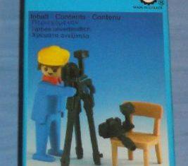 Playmobil - 3L15-lyr - Cameraman