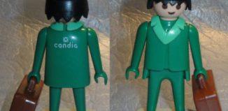 """Playmobil - 0000v1 - """"Candia"""" Green Traveller"""