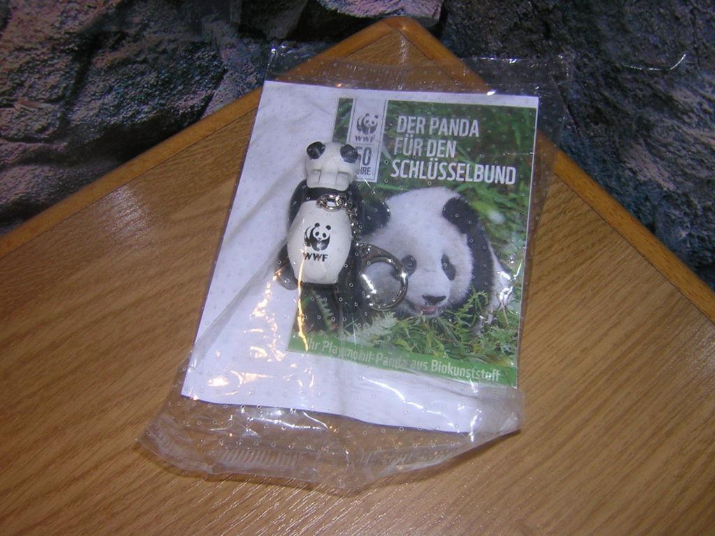 Playmobil 0000-ger - WWF Panda - Box
