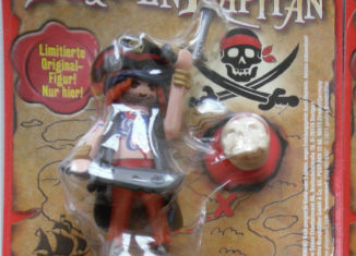 Playmobil - 30795932-ger - Pirate Captain