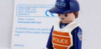 Playmobil - 0000 - French National Policeman