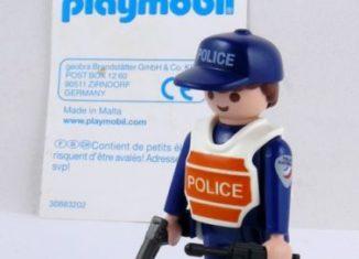 Playmobil - 0000 - French National Policeman