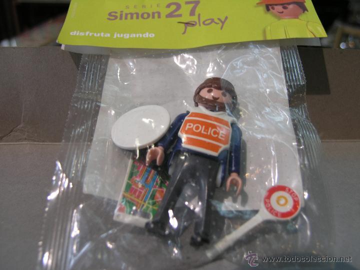 Playmobil 0000v4 - Policeman - Simon 27 - Box
