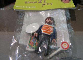 Playmobil - 0000v4 - Policeman - Simon 27