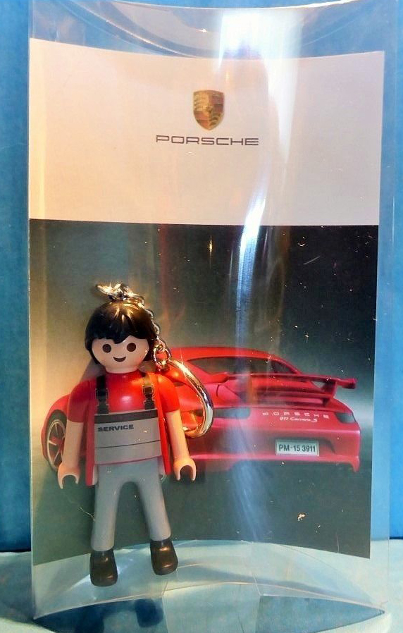 Playmobil 30825494 - Porsche Car Service Promotional Give-away - Boîte