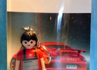 Playmobil - 30825494 - Porsche Car Service Promotional Give-away