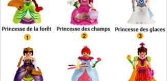 Playmobil - 0000 - Quick Magic Box Princess Set
