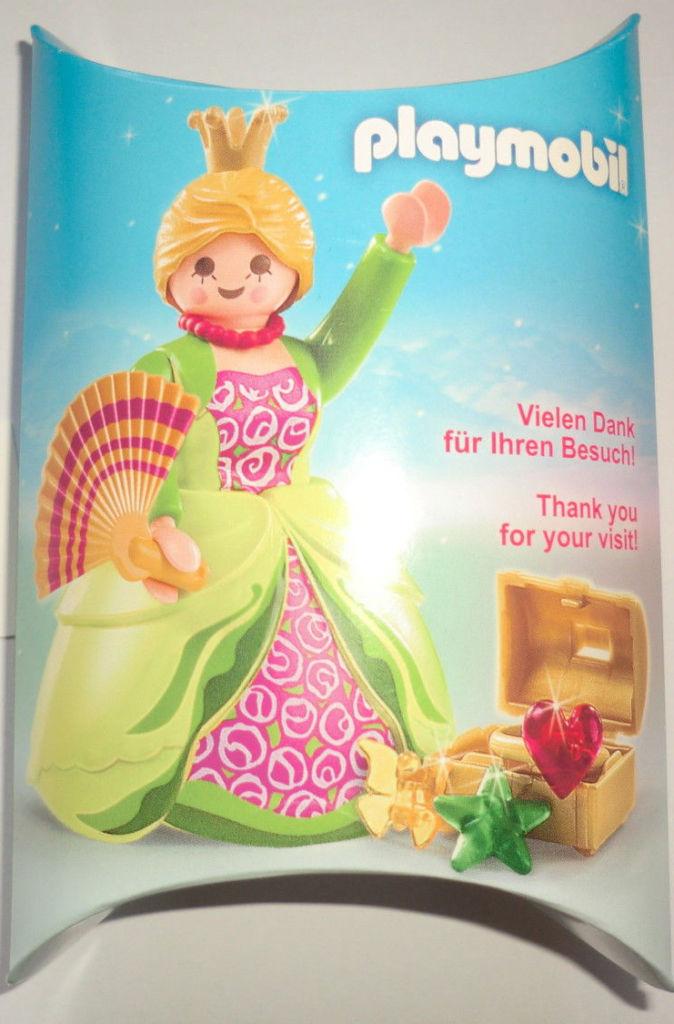 Playmobil 0000-ger - Nüremberg Toy Fair Give-away Princess - Box