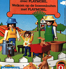 Playmobil - 0000 - Quick Magic Box Give-away Farm