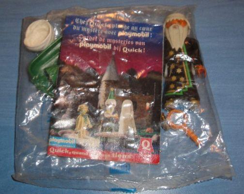 Playmobil 0000 - Quick Magic Box Zauberer - Box