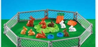 Playmobil - 7367 - Rabbit Pen