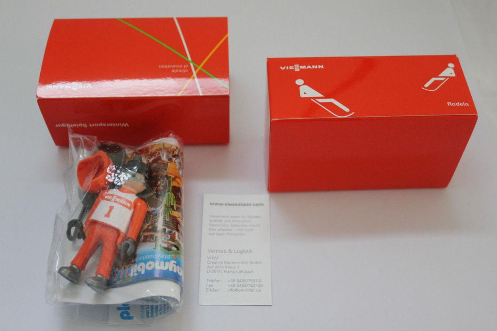 Playmobil 0000v3-ger - Viessmann Luger - Box