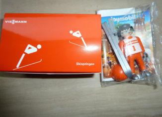 Playmobil - 0000v1-ger - Viessmann Ski Jumper