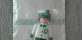 Playmobil - 0000-esp - Telefresco Delivery Man