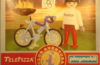 Playmobil - 0000v7-esp - Telepizza Give-away Cyclist